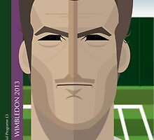 Andy Murray by animatedgaz