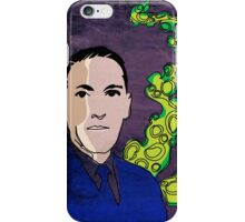 HP LOVECRAFT, AMERICAN GOTHIC WRITER iPhone Case/Skin