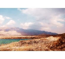 Quetta - Pakistan Mountain Landscape Photographic Print