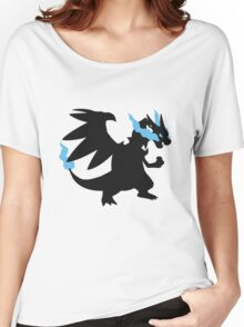 Mega Charizard X Women's Relaxed Fit T-Shirt