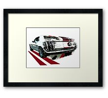 Sixty-five Framed Print