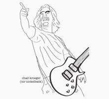 chad kroeger (mr nickelback) by MrJamma