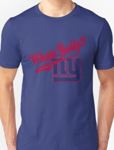 Whats gully? (GIANTS)  T-Shirt