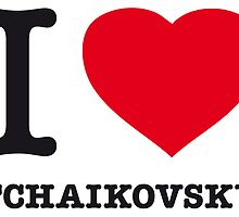 I ♥ TCHAIKOVSKY by eyesblau