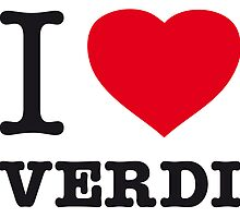 I ♥ VERDI by eyesblau