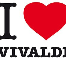 I ♥ VIVALDI by eyesblau