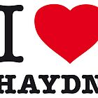 I ♥ HAYDN by eyesblau