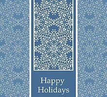 New Year; Christmas card by alijun