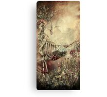 The Persistence In The Emergence Of Things Canvas Print