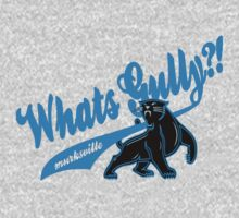 Whats gully? (PANTHERS)  Baby Tee