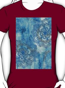 Lost in Blue - a daydream made visible T-Shirt