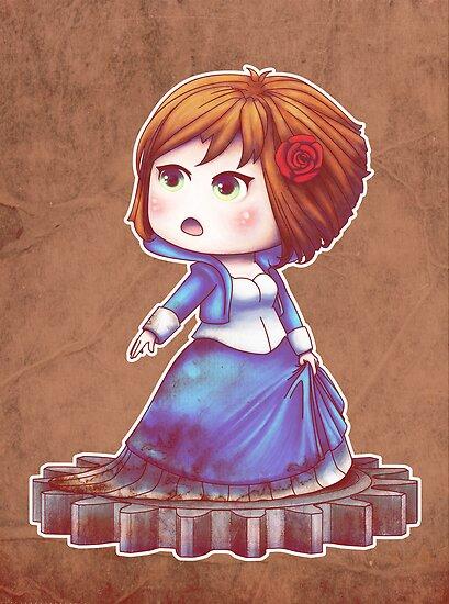 Elizabeth by BumbleBeesh