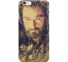 Thorin Oakenshield (Richard Armitage) iPhone Case/Skin