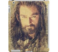 Thorin Oakenshield (Richard Armitage) iPad Case/Skin