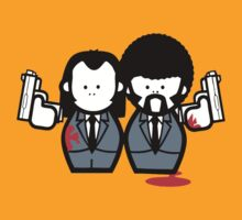 Pulp Fiction by mvettese