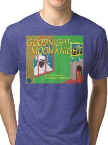 Goodnight Moon Knight Tri-blend T-Shirt