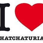 I ♥ KHATCHATURIAN by eyesblau