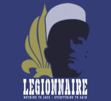 Legionnaire: Nothing To Lose - Everything To Gain by FFLinfo