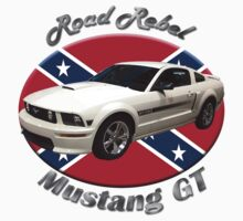 Ford Mustang GT Road Rebel One Piece - Short Sleeve