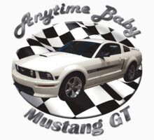 Ford Mustang GT Anytime Baby by hotcarshirts