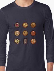 Cookies & Biscuits Long Sleeve T-Shirt