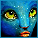 Chalk Portraits ~ Part One by artisandelimage