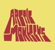 Arctic Monkeys by oPac