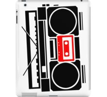 Just a Boombox! iPad Case/Skin