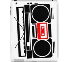 Just a Boombox! iPad Case/Skin