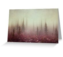 Hazy Days Greeting Card