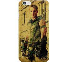 Green Arrow (Justin Hartley) iPhone Case/Skin