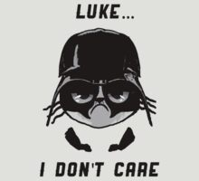 Darth Vader- Grumpy Cat mashup - Luke, I Don't Care by IvaIvanovaART