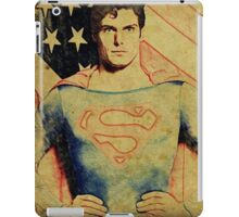 Superman (Christopher Reeve) iPad Case/Skin