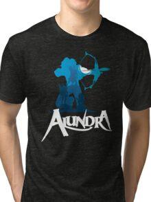 Alundra Tri-blend T-Shirt