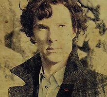 Sherlock Holmes (Benedict Cumberbatch) by aforceofnature