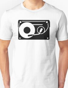 Turntable Tape T-Shirt