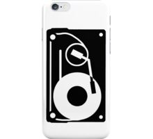 Turntable Tape iPhone Case/Skin