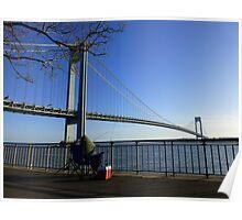 Verrazano-Narrows Bridge Poster