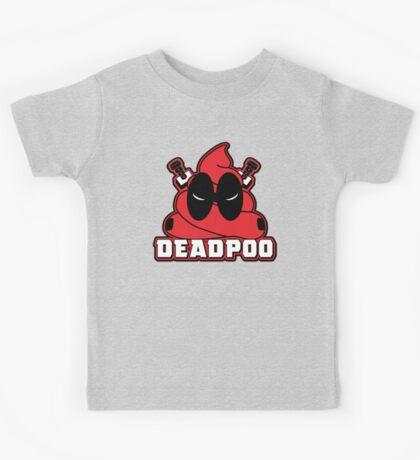 Deadpoo Kids Tee
