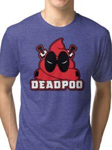 Deadpoo Tri-blend T-Shirt