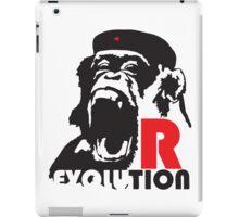 R - Evolution iPad Case/Skin