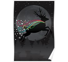 Happy Holi-deers! Poster