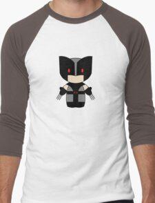 Hello Wolvie (X-Force) Men's Baseball ¾ T-Shirt