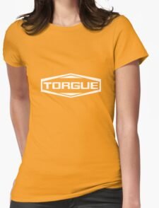 TORGUE! (Minimal) Womens Fitted T-Shirt
