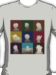 One Piece - Crew Headshots T-Shirt