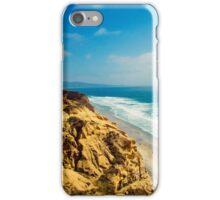 The Ocean Hills of Torrey Pines iPhone Case/Skin