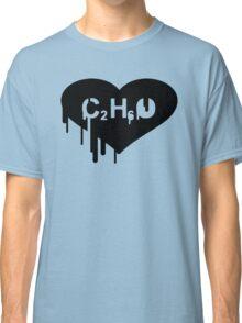 Alcohol - Ethanol Classic T-Shirt