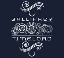 Gallifrey Timelord - Doctor Who by LovelyOwls