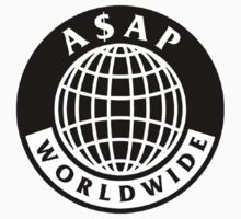 ASAP Worldwide Logo by TAllan15