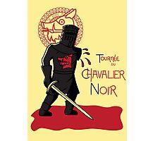Le Chavalier Noir Photographic Print